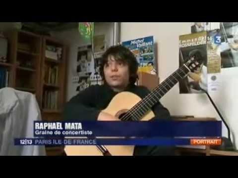 Maitre et Eleve - E. Rossfelder -Raphaël Mata