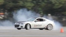 400 HP Turbo Subaru BRZ Drifting and Hooning at SubieFest 2012 by Crawford Performance