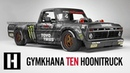 Ken Block's Gymkhana TEN 1977 F-150 Hoonitruck, presented by Toyo Tires