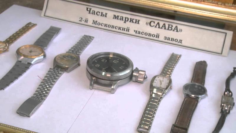 Музей часов Новости ОТН 24.10.14г. Бийск