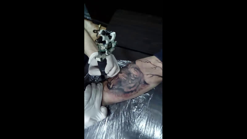 Live Doberman Tattoo Киржач