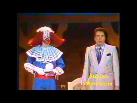 Silvio Santos e Bozo - Especial O Natal do SBT (1988)