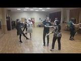 Танец начала XX века Эспана