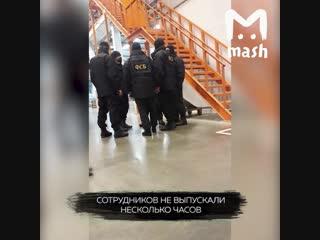 """Обыски на складах алкогольной сети """"Красное и Белое"""" в нескольких городах России"""