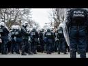 LIVE Proteste gegen den Migrationspakt in Brüssel