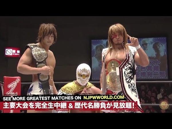 [My1] Mistico, Tanahashi, Ibushi VS Mephisto, Nakamura, Yujiro: FANTASTICA MANIA 2014