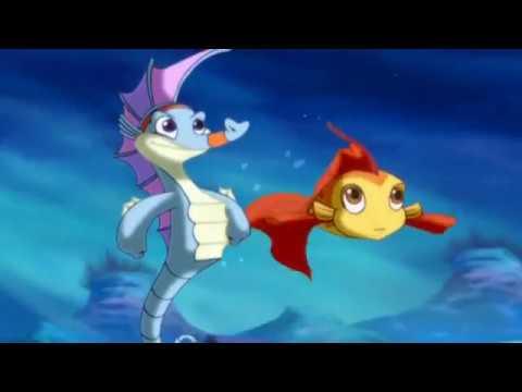 Приключения маленькой рыбки. 38 серия