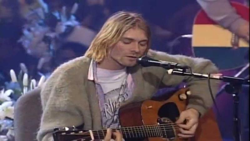 Nirvana - 06 Dumb (Live in MTV Unplugged, Sony Studios, New York, USA 18111993)