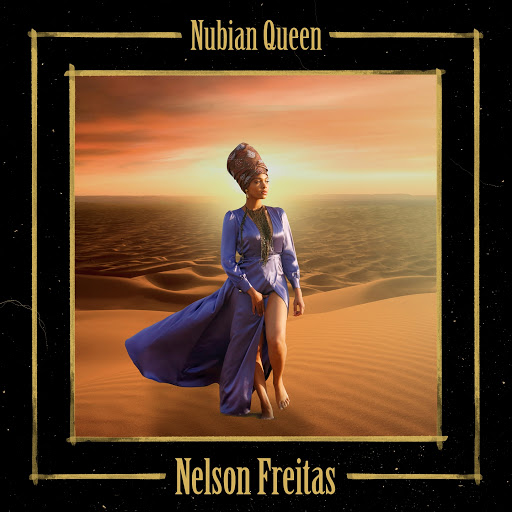 Nelson Freitas альбом Nubian Queen