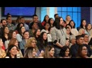 Guest Host Jason Sudeikis Takes Real Questions from Real Audience Members