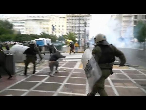 Памяти Алексиса Григоропулоса