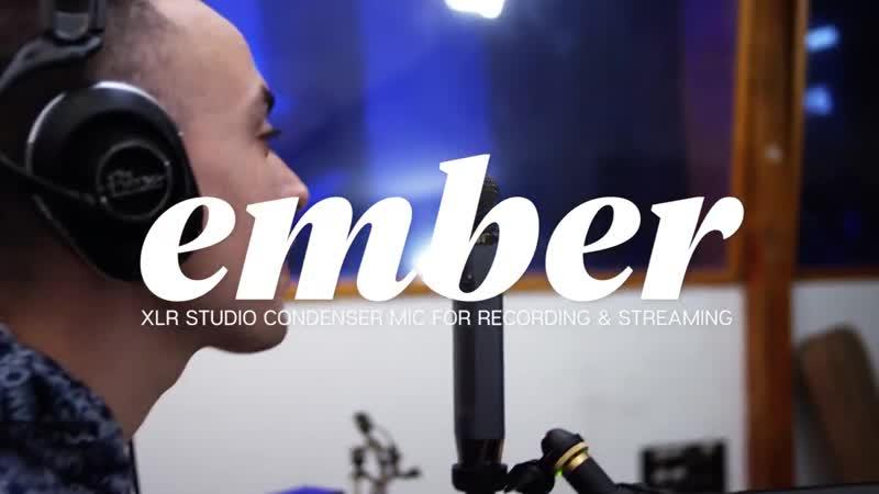 Представляем XLR-микрофон Ember