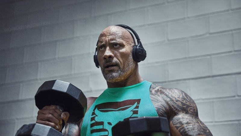 Dwayne The Rock Johnson Workout Motivation Most Hard Working Man in Hollywood