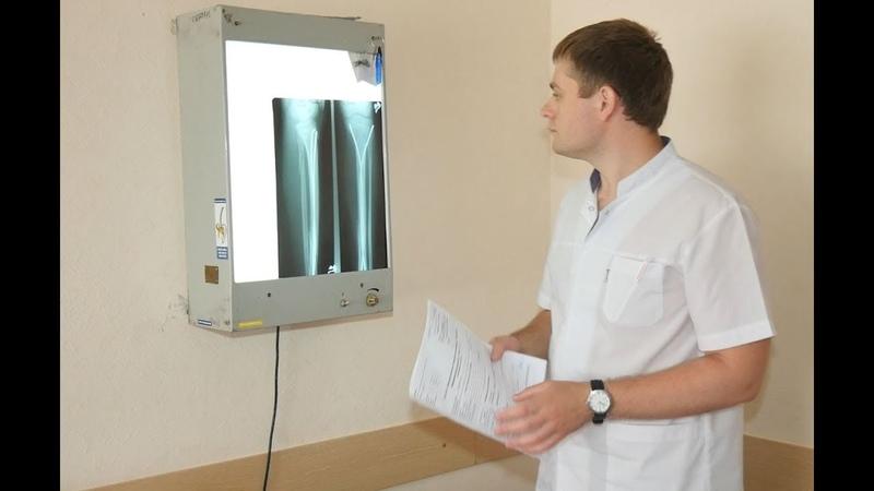 Травматолог-ортопед Иван Новиков