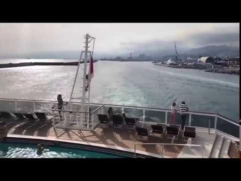 Круизный Лайнер MSC Seaview