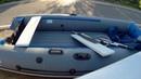 Лодка РОДЖЕР (ROGER ZEFIR 3300 LT НДНД). Второй сезон использования
