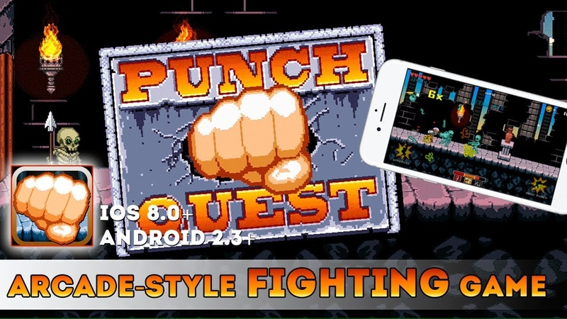 Punch Quest New Release HD Punch Quest Is An Arcade style Fighting Game