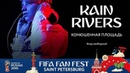 Kain Rivers FIFA Fan Fest 2018 Saint Petersburg Live performance