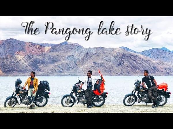 PANGONG TO LEH CHANGLA PASS LEH LADAKH TRIP 2018