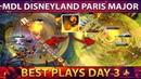 Best Plays MDL Disneyland Paris Major Playoffs Day 3 - Dota 2
