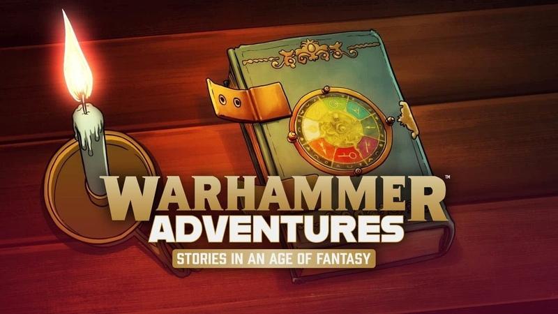 Warhammer Adventures Find the Magic