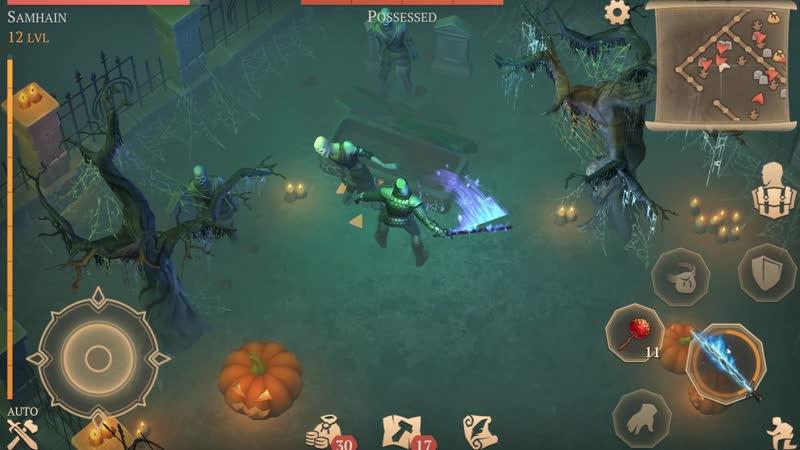 Grim Soul:Survival - Halloween
