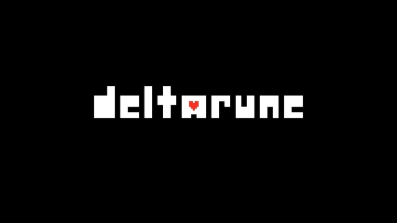 DeltaRune - Happy Times in Undertale 2 land(Pacifist Kinda™)(No Commentary)(Full Playthrough)