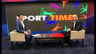 Эксклюзивное интервью живой легенды Тайского бокса Арслана «М-16» Магомедова в программе Sport-Time