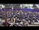 Deutscher Bundestag. Klimaverwirrte Jugendliche Kritik an DIE GRÜNEN wird abgewürgt. 04 .06. 19