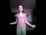 Танцую танец))) под фонарем ( Rasa!)