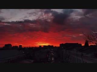 Ростовский закат
