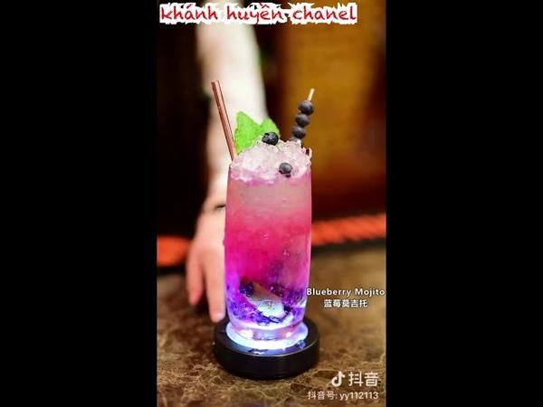 Tiktok chinagirl xinh Nghệ thuật Pha Chế Rượu ảo diệu khiến bạn không thể rời mắt P2