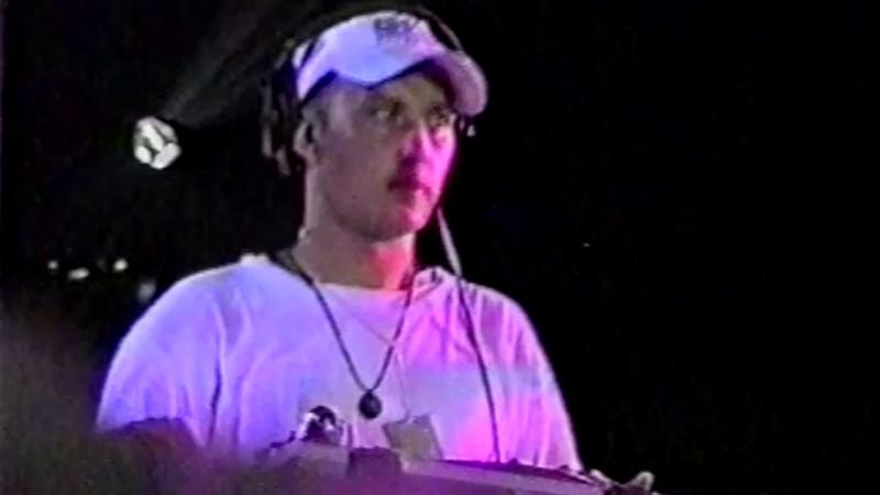 КаZантип 1999 Dj O Dj Инкогнито на Главной сцене