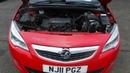 Авторазбор Opel Astra J 2011 1.4 A14XER МКПП пробег 61т красный