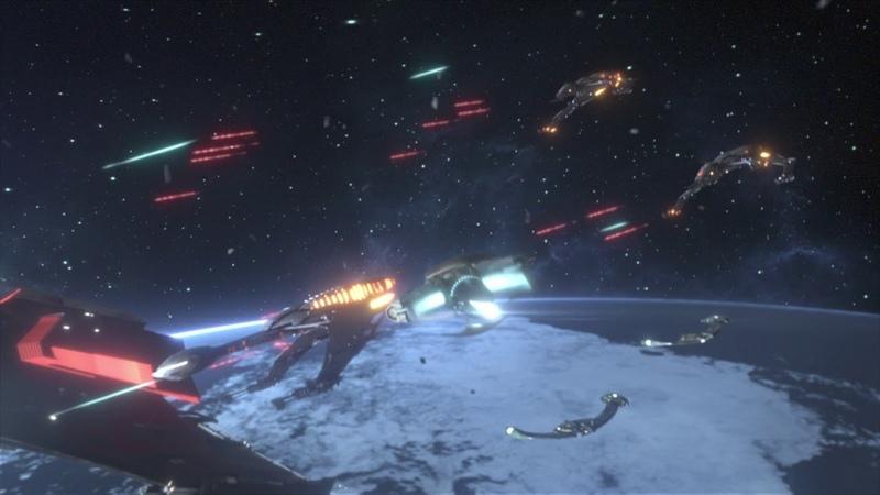 Star Trek Fleet Command Joyride игровой трейлер