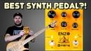Meris ENZO - лучший гитарно/басовый синтезатор Подробный обзор