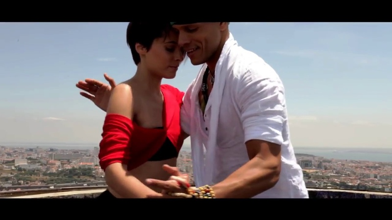 Ricky Boy No Kola Starring Kwenda Lima Sara Claro Promo video Kizomba dance