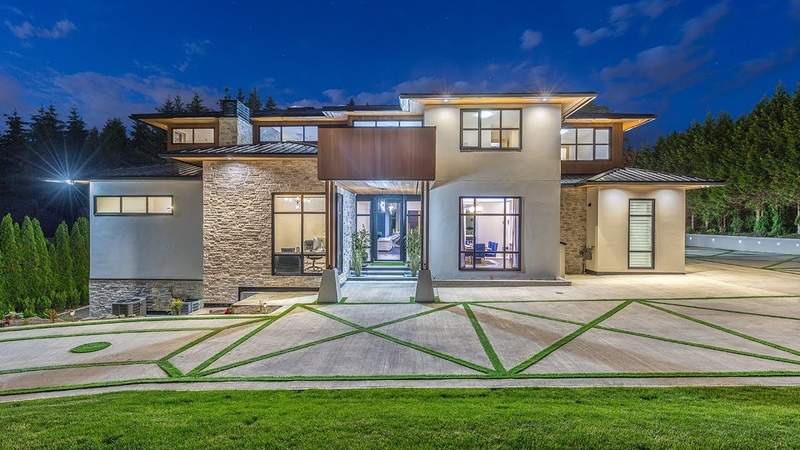 The Grandview Mansion   Epitome of Luxury Modern Design