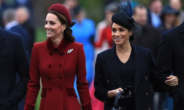 Королевская семья придумала правила для соцсетей, чтобы защитить Кейт Миддлтон и Меган Маркл от травли