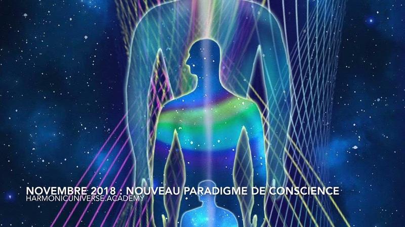 Newsletter Novembre 2018 : Nouveau Paradigme de Conscience