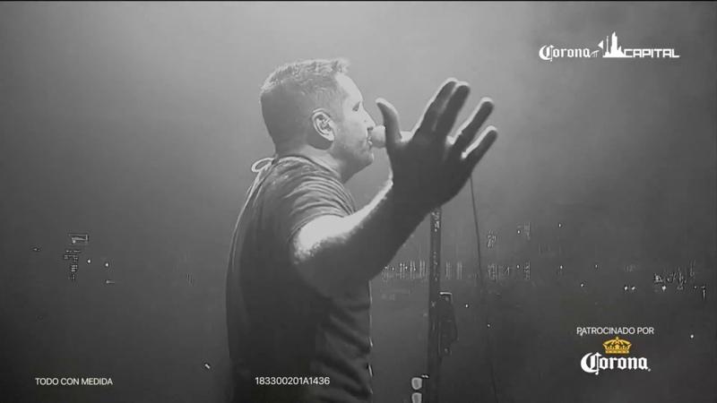 Nine Inch Nails- Live Mexico 2018 (Pro-shot HD)