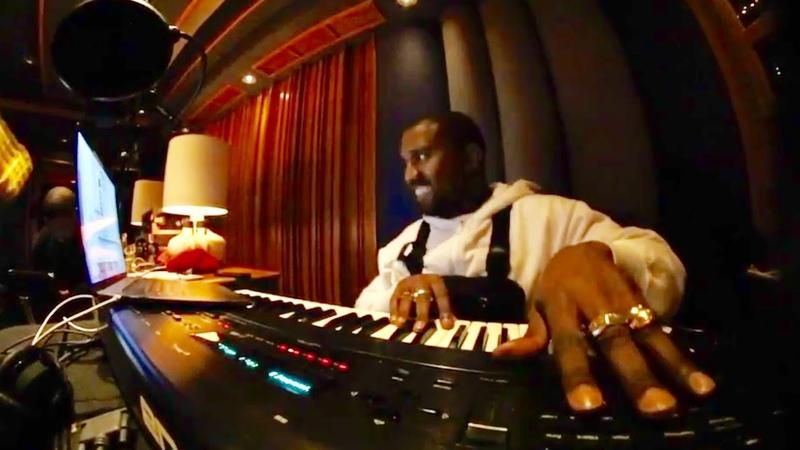 ASAP Rocky Freestyle with Kanye West, Maxo Kream, Lil Flip, MadeinTYO, A$AP Ferg, KEY!🔥[AWGE DVD 3]