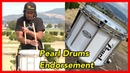 Sdjmalik Pearl Drums Endorsement