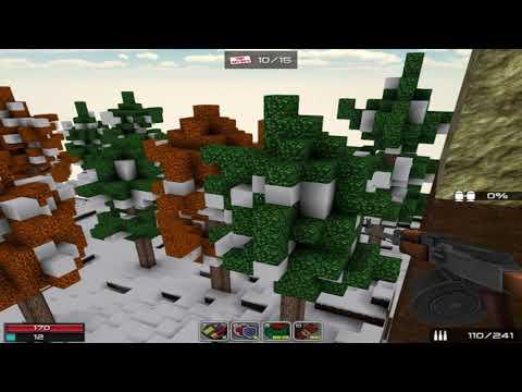 Кубезумие 2 3D FPS Прохождение Миссири Лютный Мороз