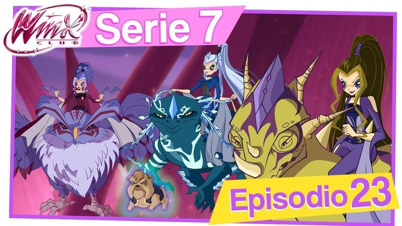 Winx Club Serie 7 Episodio 23 Il cuore di Alfea EPISODIO COMPLETO