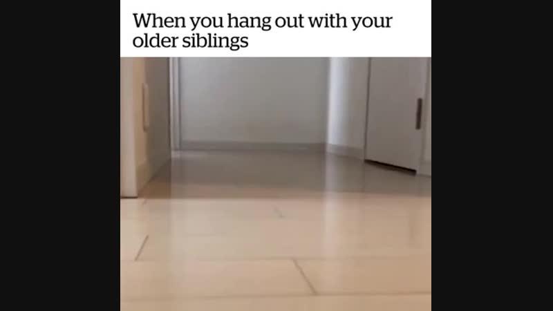 Мама сказала, чтобы ты взял меня с собой