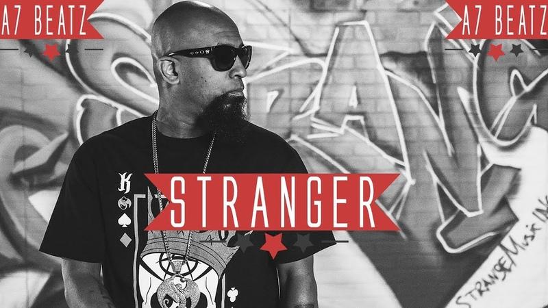 STRANGER - Tech N9ne x Strange Music Cypher Type Beat Epic Dark Trap Instrumental - By A7 BeatZ