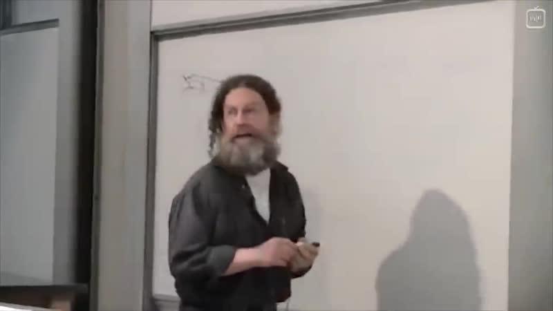 Биология поведения человека- Лекция 21. Хаос и редукционизм [Роберт Сапольски, 2010. Стэнфорд]