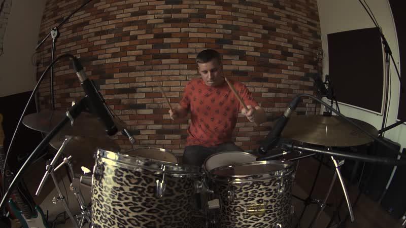 Green Day - 21 Guns - Drum cover - Игорь Мисиюк (GORODKOVDRUM)