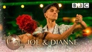 Joe Sugg and Dianne Buswell Waltz to 'The Rainbow Connection' - BBC Strictly 2018